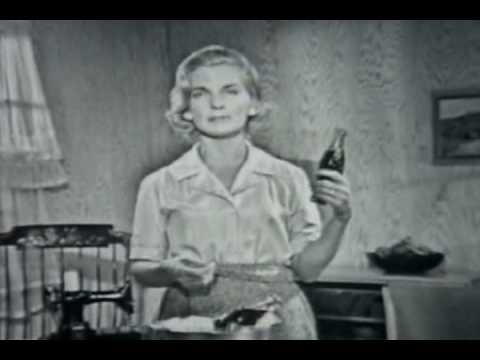 Coke keeps you thin! (1961 Coke commercial)
