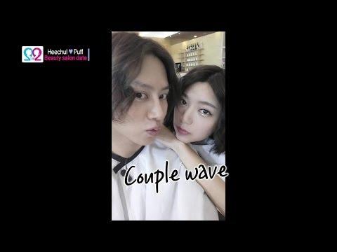 Global We Got Married S2 EP13 Compact (SHINee Key & Arisa, Super Junior Heechul & Puff) 140629