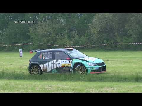 Sezoens Rally 2019: Ghislain de Mevius to fast...