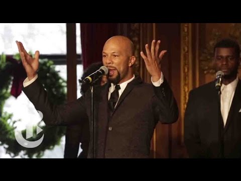 Common and John Legend Perform 'Glory' From 'Selma'   The New York Times