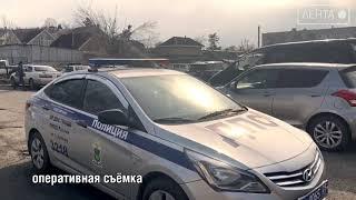 В Артеме инспекторы ДПС в результате погони задержали пьяного водителя
