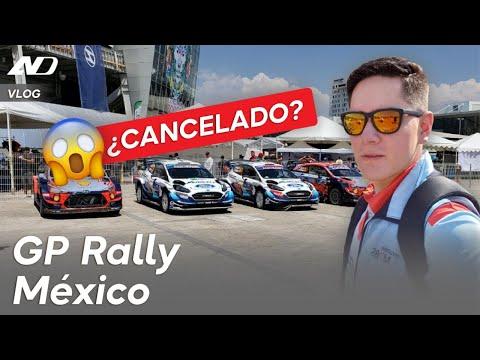 Así se vivió el rally Guanajuato... Antes de que lo cancelaran ? -Vlog