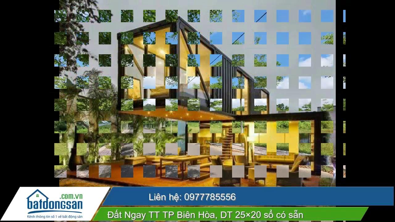 Chính chủ bán đất cạnh dự án Biên Hoà New City,Giá   2.5 tỷ đã có sổ, công chứng ngay video