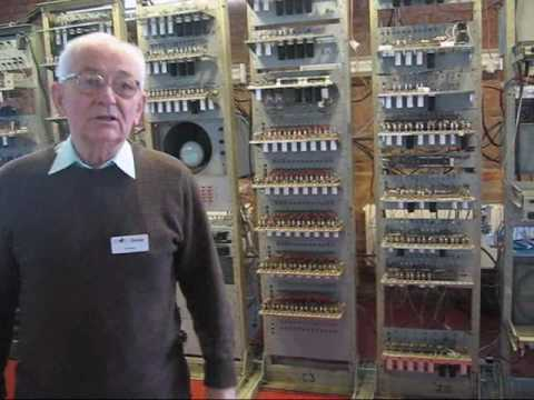 The Baby, World's First Computer with an electric memory