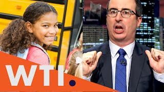 John Oliver's Wrong About Charter Schools | We the Internet TV