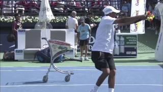 Dubai 2012 - WTA Kids Clinic Feature