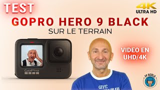 vidéo test GoPro Hero 9 Black par PP World