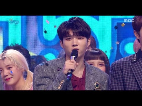 [HOT] 1월 3주차 1위 '인피니트 - 텔미  (INFINITE - Tell Me)' Show Music core 20180120
