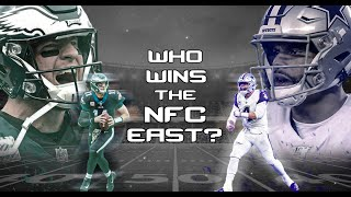 How The NFC East Will Do In 2020!