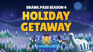 Brawl Stars Animation: Season 4 - Holiday Getaway!