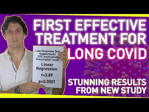 First Effective Treatment for Long Covid | Stunning Data from Huge New Study