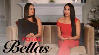 Brie Bella Feels 'Bad' Nikki Is Wedding Planning Without John Cena | Total Bellas | E!