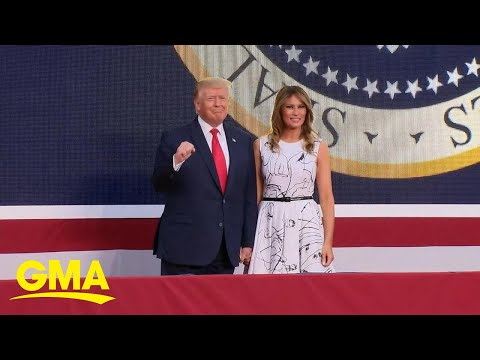 Backlash to Trump's 4th of July celebrations