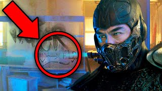 MORTAL KOMBAT BREAKDOWN! Easter Eggs & Details You Missed! (Mortal Kombat 2021)