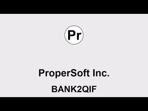 Bank2QIF
