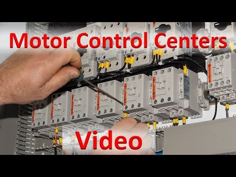 Motor Control Centers improve reliability and safety