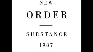 New Order - Substance 1987 (Disc One)