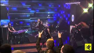 Cradle of Filth - Nymphetamine - Live on The Daily Habit (Fuel TV)