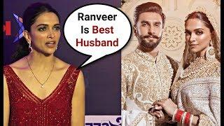 Deepika Padukone Reaction On Married Life With Ranveer Singh