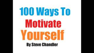 100 Ways to Motivate Yourself(Audiobook) - Audiobooks For Success