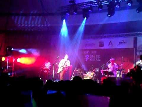 20110812 李治廷One Night Band演唱會-(4) 獨行俠(1)