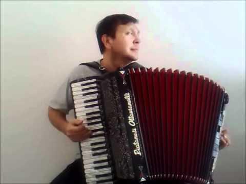 Besame mucho - Consuelo Velazquez en acordeon