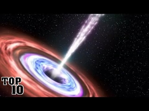 Top 10 Mindboggling Facts About Black Holes