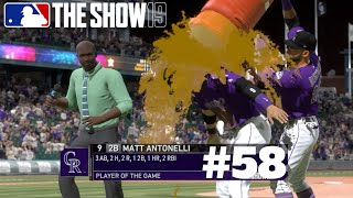 MLB The Show 19 | Road To The Show - Matt Don't Need A Buzzer #58