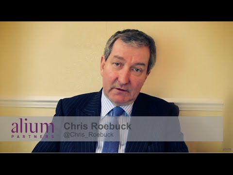 Why HR Directors are the catalyst for success - Chris Roebuck - Alium Partners HR Leadership Event