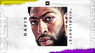 Anthony Davis BEST Highlights From 2019-20 Season Part 1 | CLIP SESSION