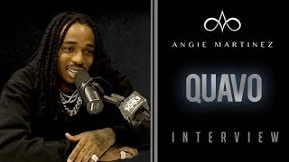 "Quavo Talks Solo Album Release Date, Touring w/Drake + Making ""Apes--t"""