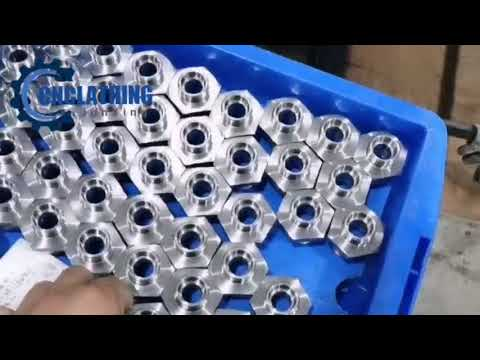 CNC Machining Center & Machined Components