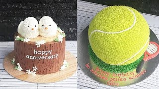 Satisfying Cake Decorating Videos So Yummy   Easy Cakes Recipes Tutorials #25