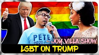 What Do #LGBT Think About Trump? Joy Villa Show #WorldPride NYC  [EP 2]