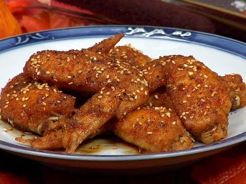 Tebasaki Chicken Wings (Thanksgiving Recipe) 手羽先の唐揚げ ...