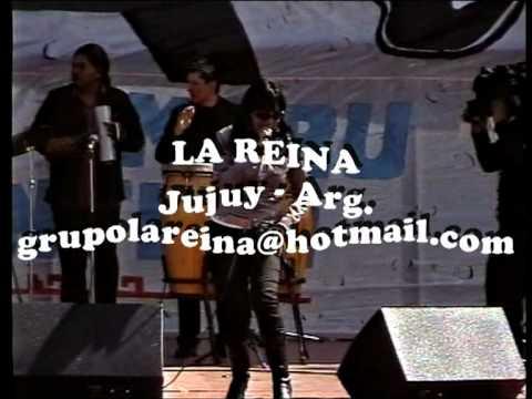 LA REINA - ENDULZAME LOS OIDOS - en vivo - S. S. de Jujuy - Cumbia Santafesina. La Reina Gaby