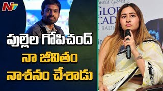 Jwala Gutta shocking comments on Pullela Gopichand..