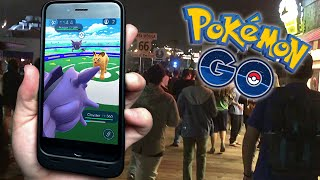 Pokémon Go - THE MOST INSANE SPOT