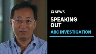 Former members of group behind Biden family laptop story break silence | ABC News