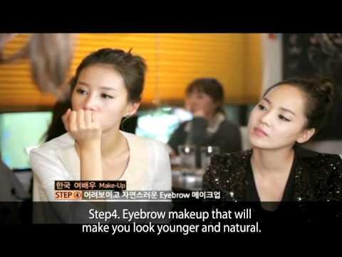 Get It Beauty: Japanese natural make-up VS Korean actress make-up