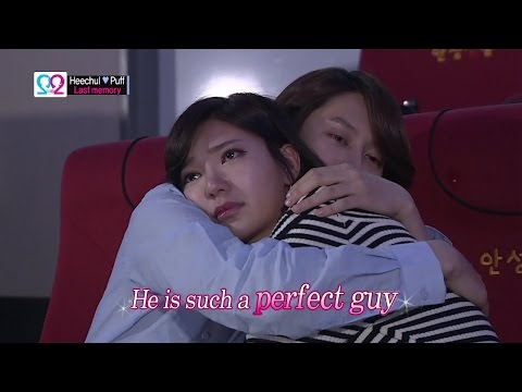 Global We Got Married S2 EP15 Compact#1 (Super Junior Heechul & Puff) 140713 (슈퍼주니어 김희철 & 곽설부)