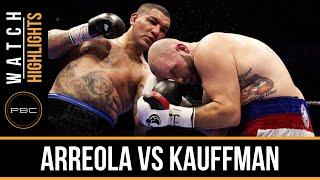 Arreola vs Kauffman HIGHLIGHTS: Dec. 12, 2015 - PBC on NBC