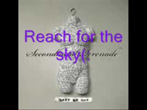 Secondhand Serenade - Reach for the sky [NEW SONG] 2010 lyrics in description