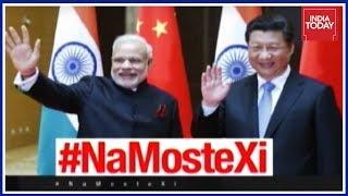 India-China 'informal' summit at Wuhan..