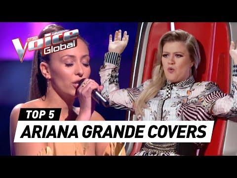 ARIANA GRANDE in The Voice