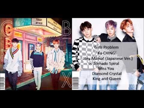 [FULL ALBUM/MP3] EXO-CBX - Girls (Japanese Mini Album)