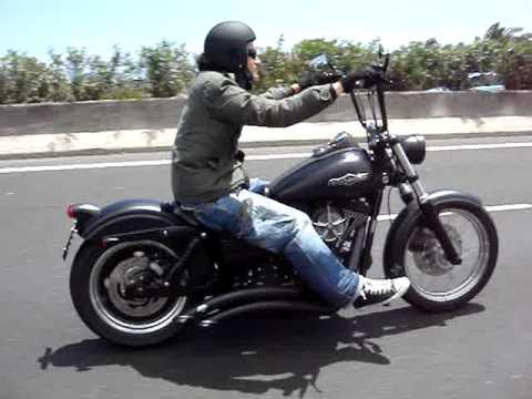 Harley Street Bob Youtube