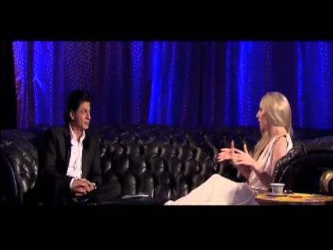 Shahrukh Khan & Lady Gaga's Interview