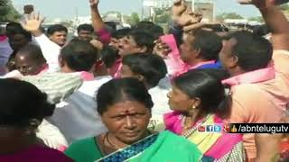 TRS Indrakaran Reddy Blooper !..