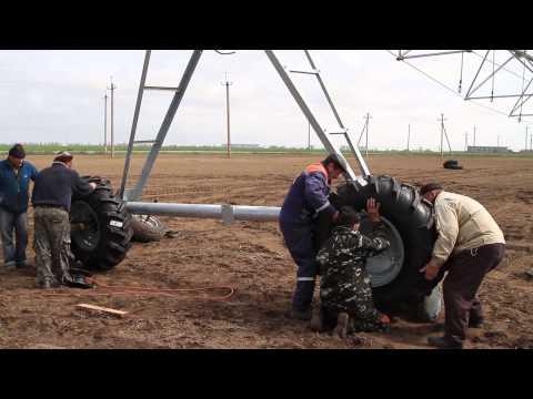 АСТРА: оросительные системы (750 литров в секунду)